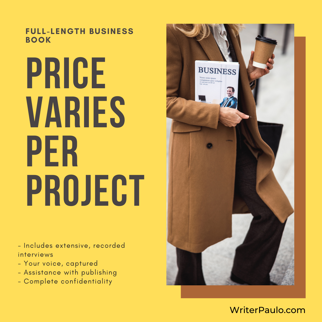 Full-length Business Book